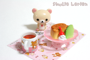 Pudding Set TOO. by studiolorien