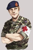The Army Doctor by DOXOPHILIA