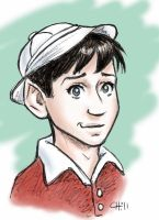 Young Gilligan by chill13