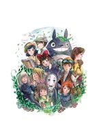 Studio Ghibli by youalexi