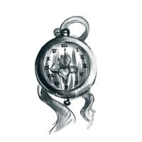 Time by wingedness