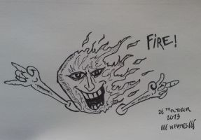 Fire ! by 666inflames666