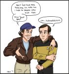 Murdock meets Barclay by chill13