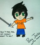 Percy Jackson ^_^ by EvannaEucliffe