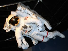 Denver Museum Space Man Spiff 124 by Falln-Stock