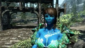 YUO in Skyrim by TheYUO