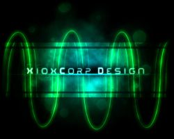 XioxCorp Wallpaper by Xiox231