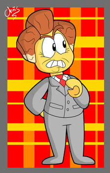 President Business by GreenCowBandannas