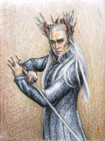 Thranduil by MyWorld1