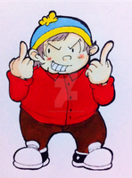 KND Cartman by Ninja-Noodles