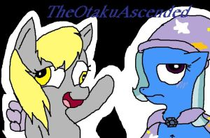 TheOtakuAscended contest entry by Doodle-To-The-Rescue