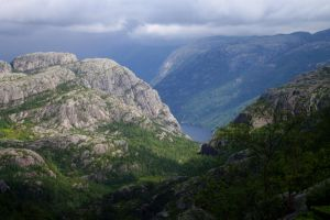 Lysefjord by Toothrot