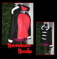 Houndoom Hoodie by Paradise-Props