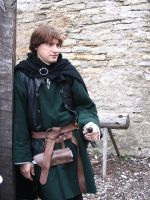 Larp: traveler by Iardacil-stock