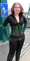 My version of Rogue for comic con '12 by TheDisappearingGirl
