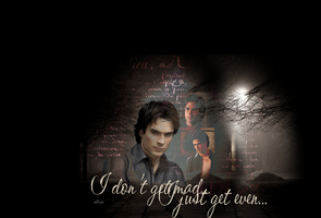 damon salvatore wallpaper by dia-m