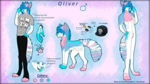 Oliver ::CO:: by ThatGlowingMutt