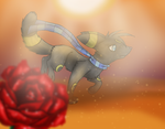 Desert Rose by ShidatheUmbreon