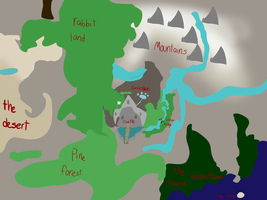 Ace's territory by chlckadee