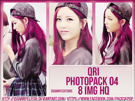 Qri (T-ARA) - PHOTOPACK#04 by JeffvinyTwilight