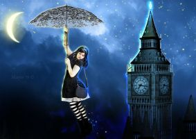 Mary Poppins by Marjie79