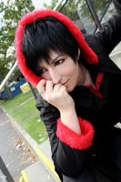 001 - Izaya Orihara by The3mp3ror