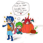 Happy Halloween by Shes-t