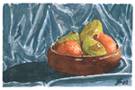 Oranges and Pears by artao