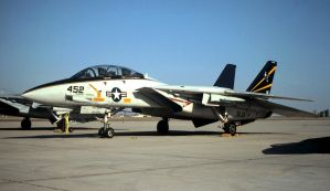 'Blue Tailed' VF-124 F-14A at Luke by F16CrewChief