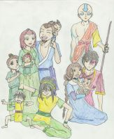 The Future of the Avatar by madzik23