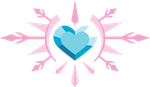 Crystal Empire Emblem by Emkay-MLP