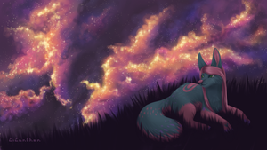Clouds of creation by ZizanChan