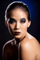 Conventional makeup shoot by Battledress