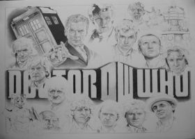 Doctor Who Five by Quadcabbage