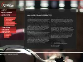 Redefined Fitness Website.1 by mmusgjerd