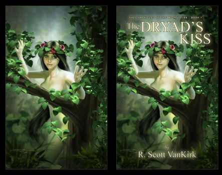 THE DRYAD'S KISS by DouglasShuler