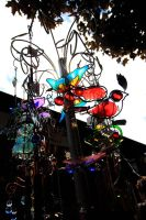 Butterfly Wind-chime. by abbychunga