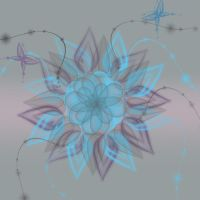 fractal_flower_aeonflux707 by aeonflux707