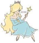 Lovely Rosalina by DaisyDrawer
