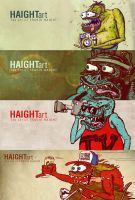 Facebook Header Collection by recipeforhaight