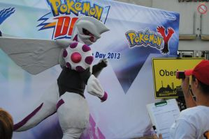 Palkia Oberhausen Pokemon Day 2013 (for SALE) by shadowhatesomochao