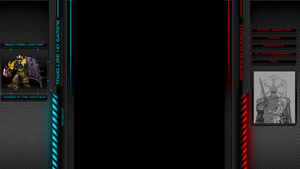 twitch background by xCustomGraphix