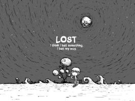 Lost by mclelun
