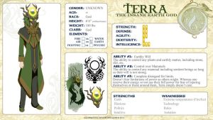 Profile - Terra by AquaWaters