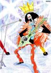 Soul King Brook : One Piece by Katong999