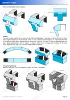 Gundam/mecha cosplay tutorial - Lesson 3-5 Body by Clivelee