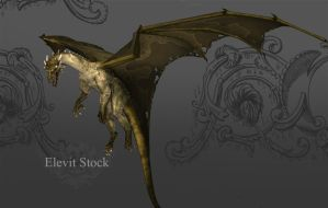 E-S Draconis IV by Elevit-Stock