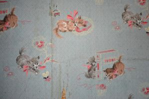 Old House Vintage Wallpaper 2 by FairieGoodMother