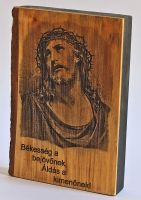 Jesus by WoodBoxEdition