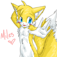 Miles is a cutie by BaNgBaNgGuNsGoWhAt